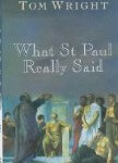 What St Paul really said about justification