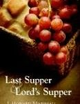 The significance of the Lord's Supper