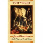 Tom Wright's forthcoming book on justification