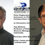 Boghossian vs McGrew: faith and evidence