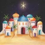When, and where, was Jesus born?