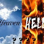 How can heaven and hell co-exist eternally?
